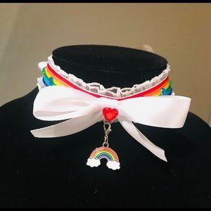 Jewelry - Taste my Rainbow Choker